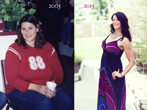 10 Things I Would Tell the Old Me (on life and having fun while maintaining goal weight)
